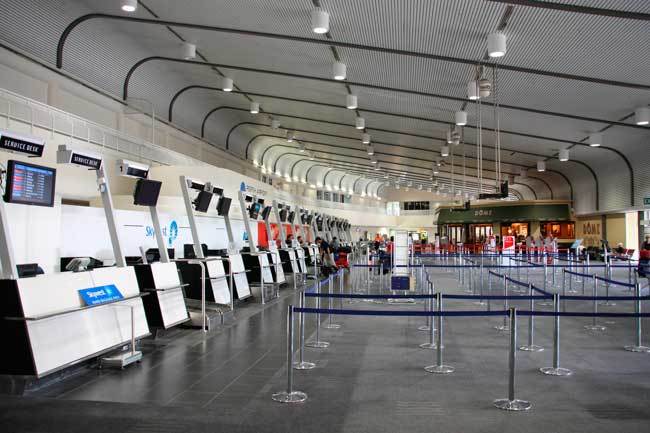 Perth Airport is a domestic and international airport serving the Australian city of Perth in Western Australia.