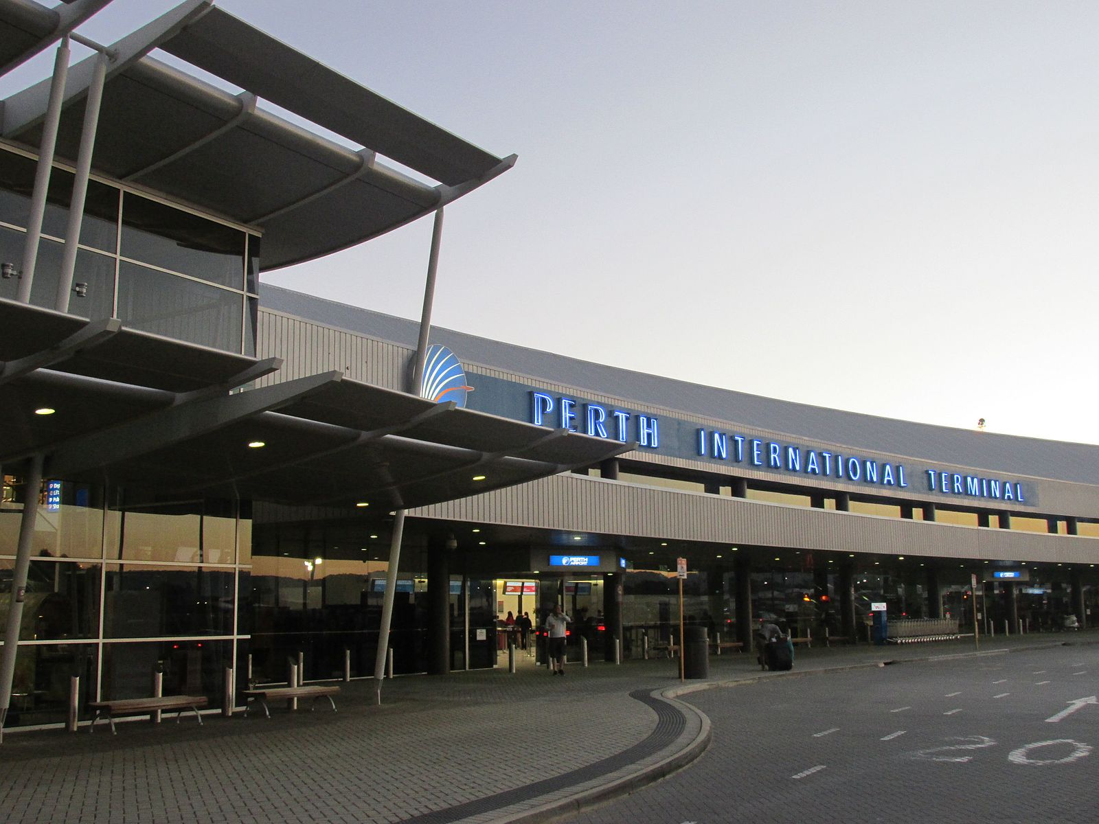 Perth Airport serves the city of Perth in Western Australia.